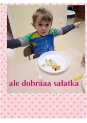 Oskar sałatka